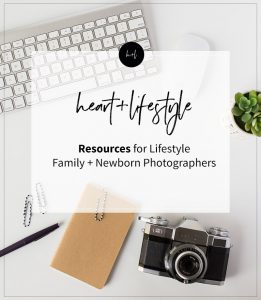 Resource Guide for Newborn + Family Photographers