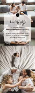 run a lifestyle family photography business